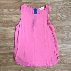 Boutique Pink Shell Tank